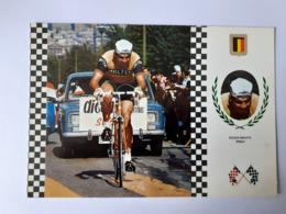 Roger Swerts (Belgique) - Ciclismo
