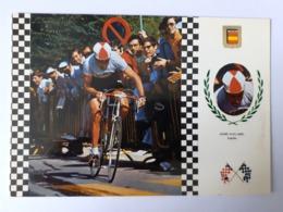 Jaime Huelamo (Espagne) - Ciclismo