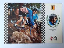 Eric De Vlaemenck (Belgique) - Ciclismo