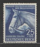 GERMANY - 1941 - ( Race Horse ) - MNH** - Duitsland