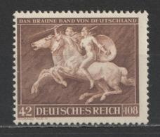 "GERMANY - 1941 - ( 8th ""Brown Ribbon"" At Munich ) - MNH** - Duitsland"