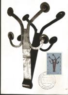 J) 1967 GREECE, PAINTING, POSTCARD - Greece