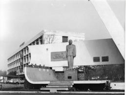 Photo R. Centrafricaine. Le Monument Boganda Années 1980  Photo Vivant Univers - Afrika