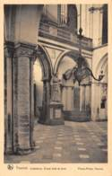 TOURNAI - Cathédrale.  Grand Jubé Du Fond - Doornik