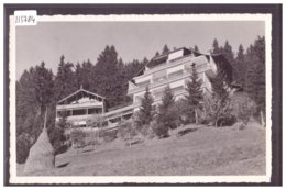 DISTRICT D'AIGLE - LEYSIN - CLINIQUE LES SAPINS - TB - VD Vaud