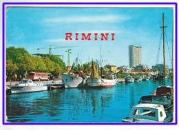 23613  CPM    RIMINI  : Porto Canale  ! 1970 !!  ! !  ACHAT DIRECT !! - Rimini