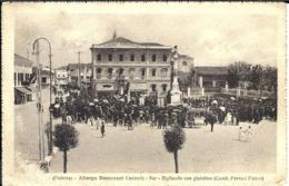 PADOVA - ALBERGO RESTAURANT CENTRALE - BAR - BIGLIARDO CON GIARDINO - Padova (Padua)