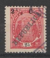 COMPANHIA DE MOÇAMBIQUE 97a -  USADO - Mozambique