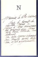 Louis Napoléon - 1914 -1926 - Autographes