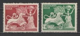GERMANY - 1942 - ( 10th Anniv. Of The German Goldsmiths Society ) - MNH** - Duitsland