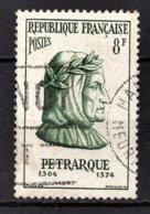 FRANCE 1956 - Y.T. N° 1082 - OBLITERE - France