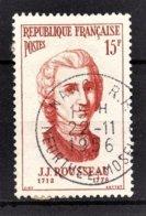 FRANCE 1956 - Y.T. N° 1084 - OBLITERE - France