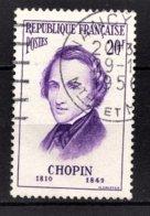 FRANCE 1956 - Y.T. N° 1086 - OBLITERE - France