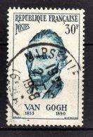 FRANCE 1956 - Y.T. N° 1087 - OBLITERE - France