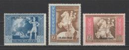 GERMANY - 1942 - ( European Postal Congress, Vienna - Overprinted ) - MNH** - Duitsland
