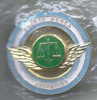 122221 ARGENTINA AVIACION AVIATION FUERZA AEREA PIN NO POSTAL POSTCARD - Pin's & Anstecknadeln