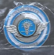 122223 ARGENTINA AVIACION AVIATION FUERZA AEREA PIN NO POSTAL POSTCARD - Pin's & Anstecknadeln