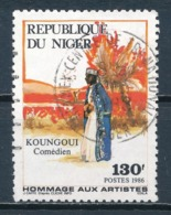 °°° NIGER - Y&T N°713 - 1986 °°° - Niger (1960-...)