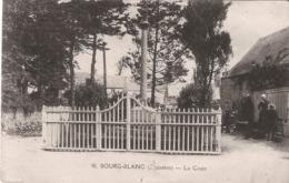 29 - Le BOURG-BLANC - La Croix - Sonstige Gemeinden