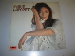VINYLE MARIE LAFORET 33 T POLYDOR (1974) - Vinyl Records