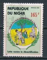 °°° NIGER - Y&T N°837 - 1993 °°° - Niger (1960-...)