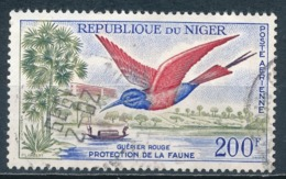 °°° NIGER - Y&T N°21 PA - 1961 °°° - Niger (1960-...)