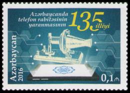 2016Azerbaijan 1181135 Years Of Telephone Service - Aserbaidschan