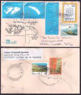 Argentina - 2019 - Lettre - Îles Falkland Et îles De L'Atlantique Sud - Argentinien