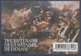 F 4660 Tricentenaire De La Bataille De Denain Faciale 0,77 € - France