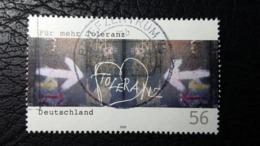 Briefmarke Aus Deutschland Im Grafiti-Look (Street-Art) - Künste