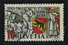 Suisse // Schweiz // Switzerland //  1940-1949 // 750 Ans De Berne No. 253 Oblitéré - Used Stamps