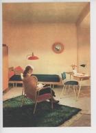 Jacques Hitier - René Gabriel : Architecte Designer Décorateur Atelier Perret - Appartement  Reconstruction Le Havre - Buildings & Architecture