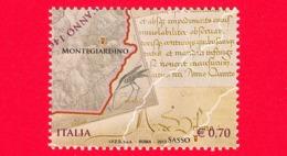 Nuovo - MNH - ITALIA - 2013 - 550º Anniversario Della Definizione Dei Confini  Di San Marino - 0,70 - Montegiardino - 6. 1946-.. Repubblica