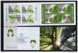 2016 Europa - Think Green   BOOKLET - MNH  Bulgaria / Bulgarie - Europa-CEPT