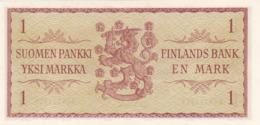 Finlande - Billet De 1 Markkaa - 1963 - P98a - Neuf - Finnland