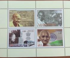 Uz 1391 Bl.98 Tajikistan 2019 Mahadma Gandhi Pre- Order 3 Weeks Delivery - Tadschikistan