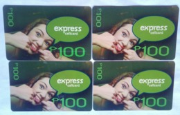 Express Telecom 4 Different - Filippine