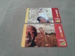 Congo - 2 Nice Phonecards - Congo