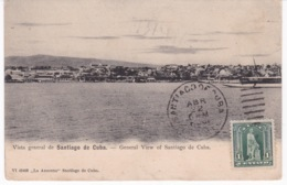CUBA(SANTIAGO DE CUBA) - Cuba