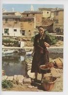 Corse : La Marchande De Langoustes (n°10/20/0175) Métier - France
