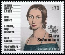 BRD MiNr. 3493 ** 200. Geburtstag Clara Schumann, Postfrisch - Ungebraucht