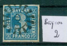 Bayern 2     O / Used  (L879) - Bayern