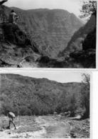 2  PHOTOS DJIBOUTI  - HOMME PLATEAU DU DAI - Africa