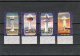Thailand - 2019 - Lighthouse Set  / MNH (**) - Leuchttürme