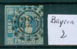 Bayern 2     O / Used  (L885) - Bayern