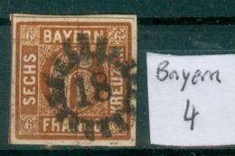Bayern 4     O / Used  (L886) - Bayern