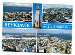 ICELAND - AK 363224 Reykjavik - Islande