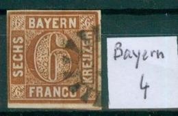 Bayern 4     O / Used  (L887) - Bayern