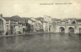 VILLENEUVE Sur LOT  Bords Du Lot (Rive Gauche) RV - Villeneuve Sur Lot