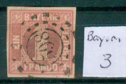 Bayern 3     O / Used  (L889) - Bayern